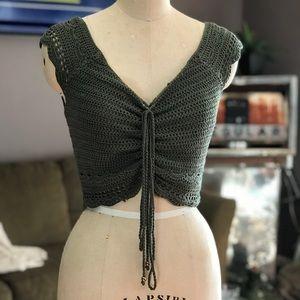 FASHION NOVA - Knit Crop Top